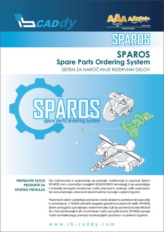 SPAROS Flyer